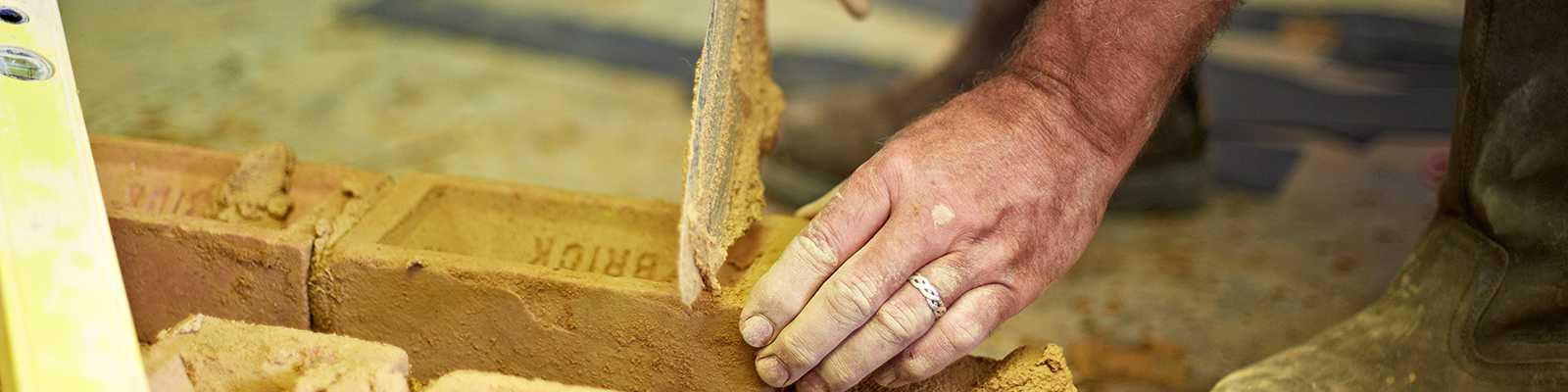 Accredited Bricklaying Course