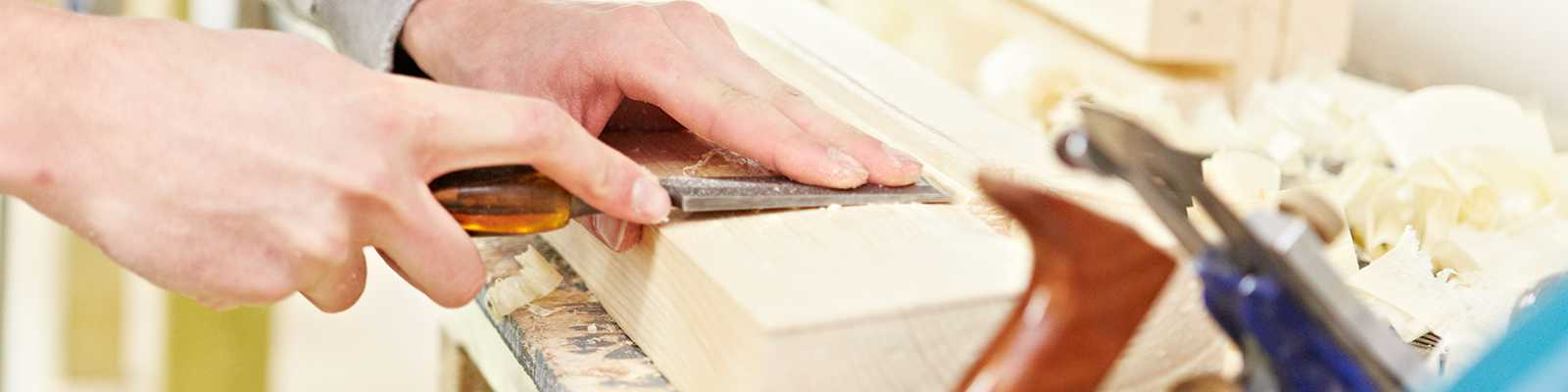 Work Based Assessments for Carpentry NVQ Level 2