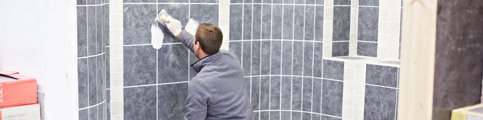 Work Based Assessments for Tiling NVQ Level 2