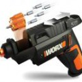 Locked and loaded: the new semi-automatic screwdriver from Worx
