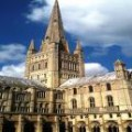 Norfolk carpenters tasked with cathedral film set transformation