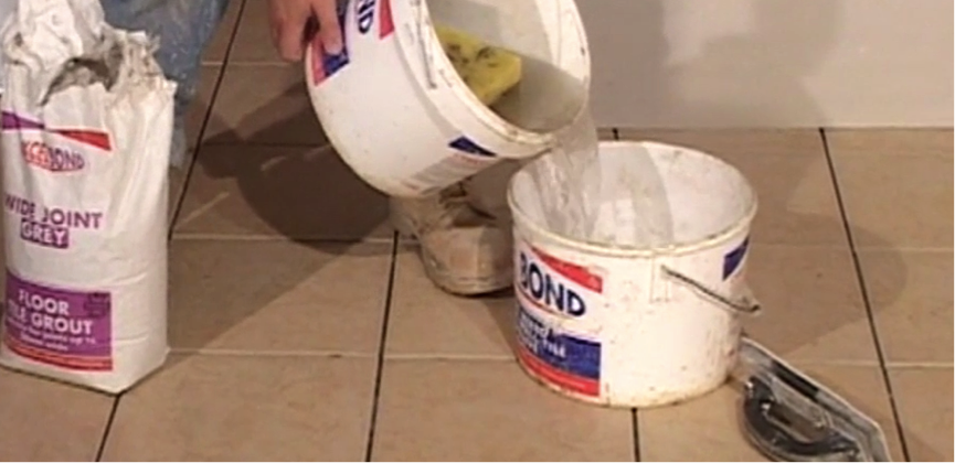step-1-grout-floor