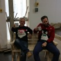 Mr. Christmas in Carpentry!
