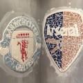 Javier's Football Mosaic