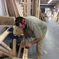 Take a look at our Carpentry Courses in action!