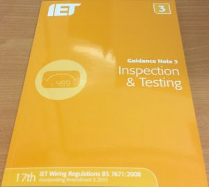 New Inspection & Testing