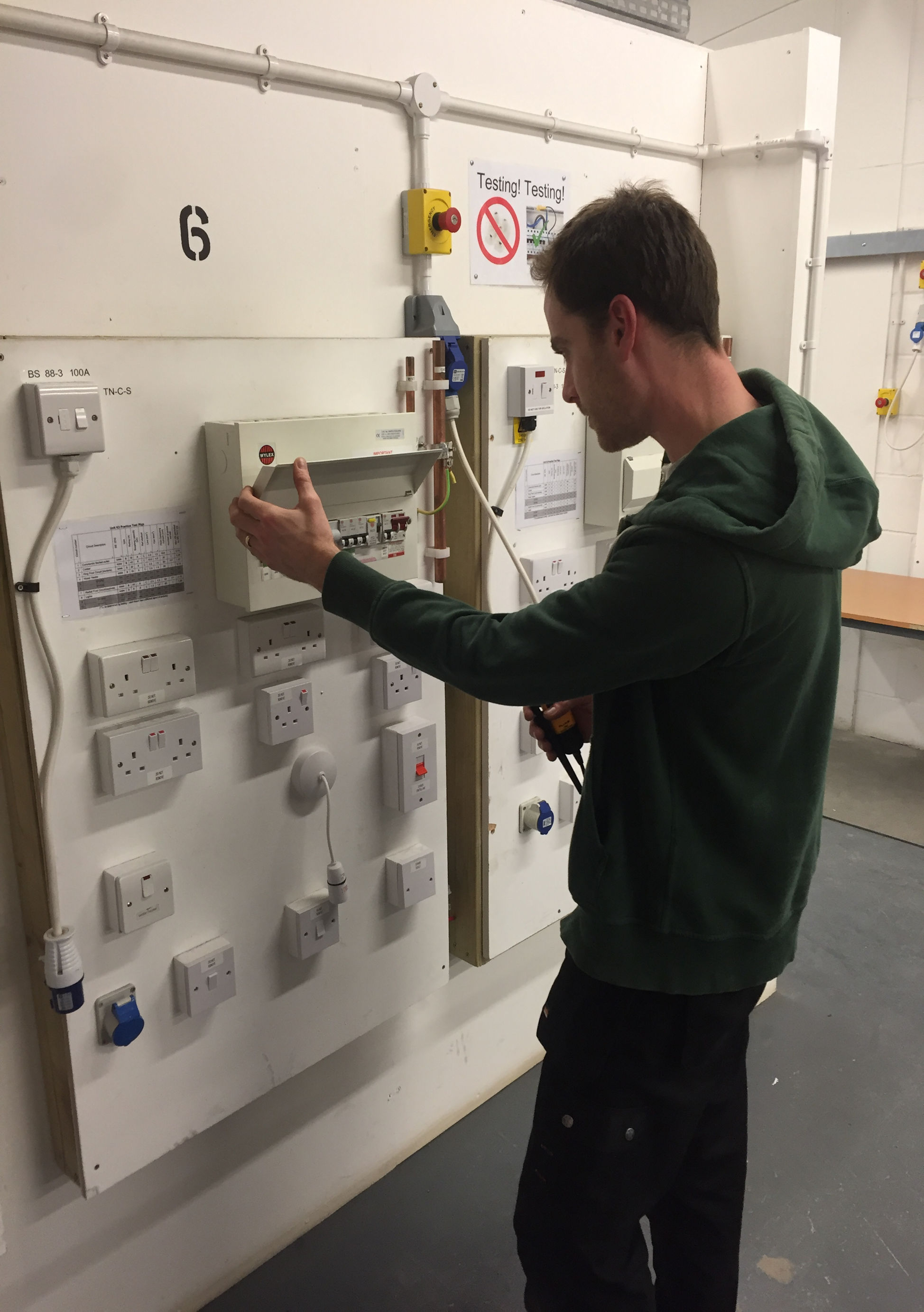 electrical qualification