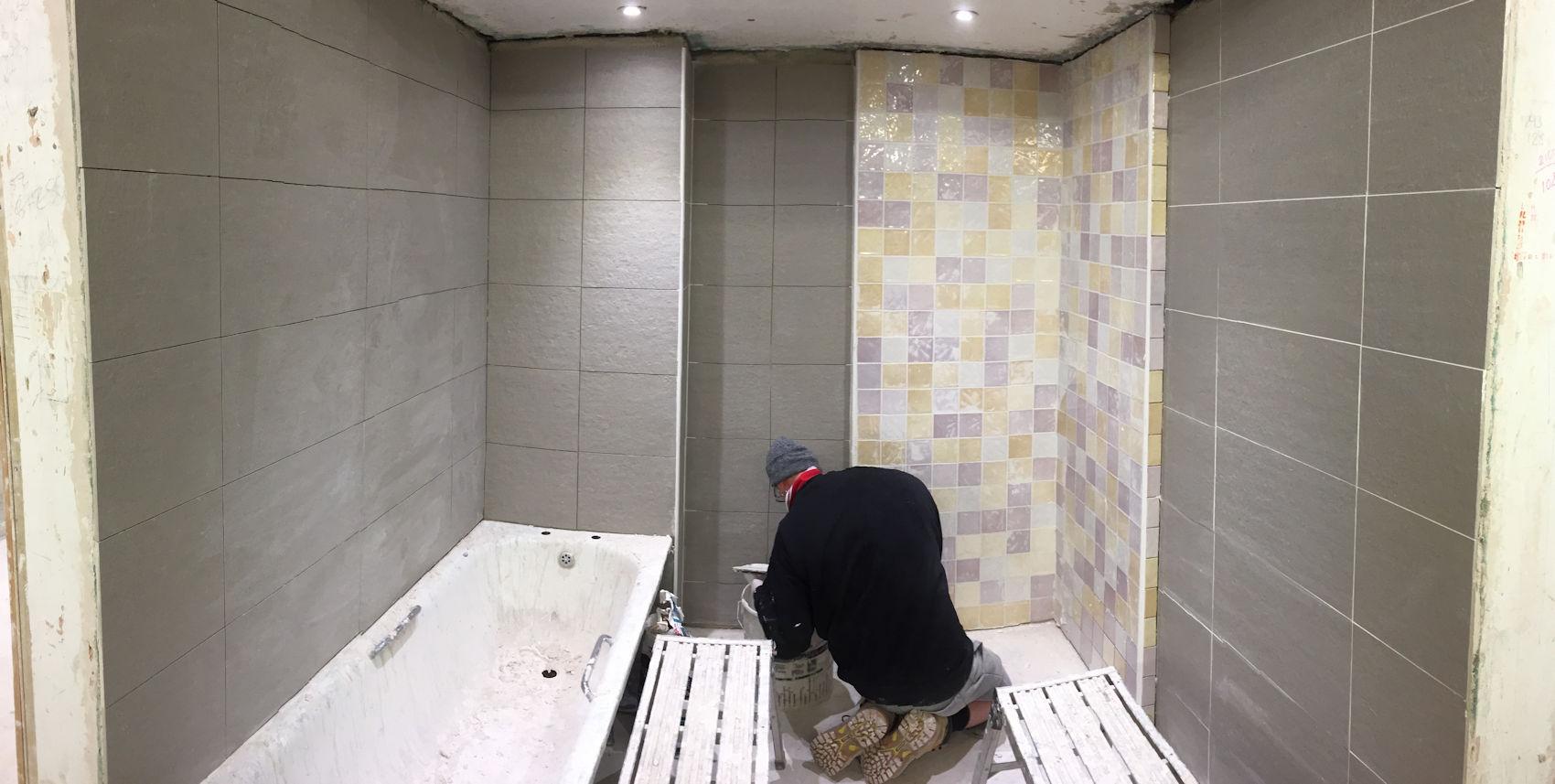Tiling courses