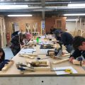 A lovely day at our Carpentry Centre