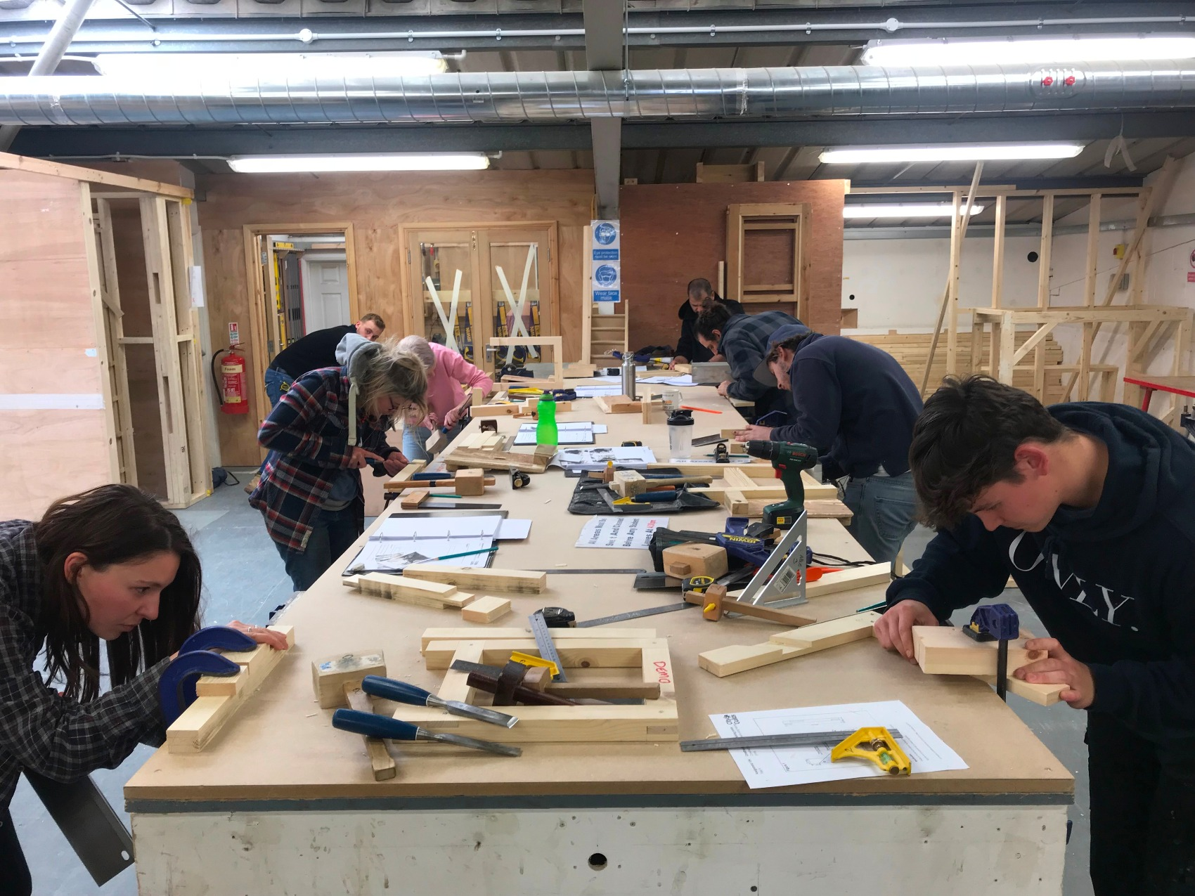 Carpentry Courses