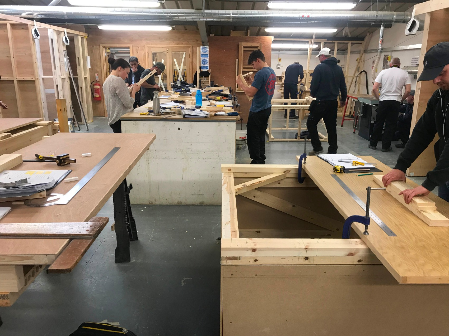 joinery courses
