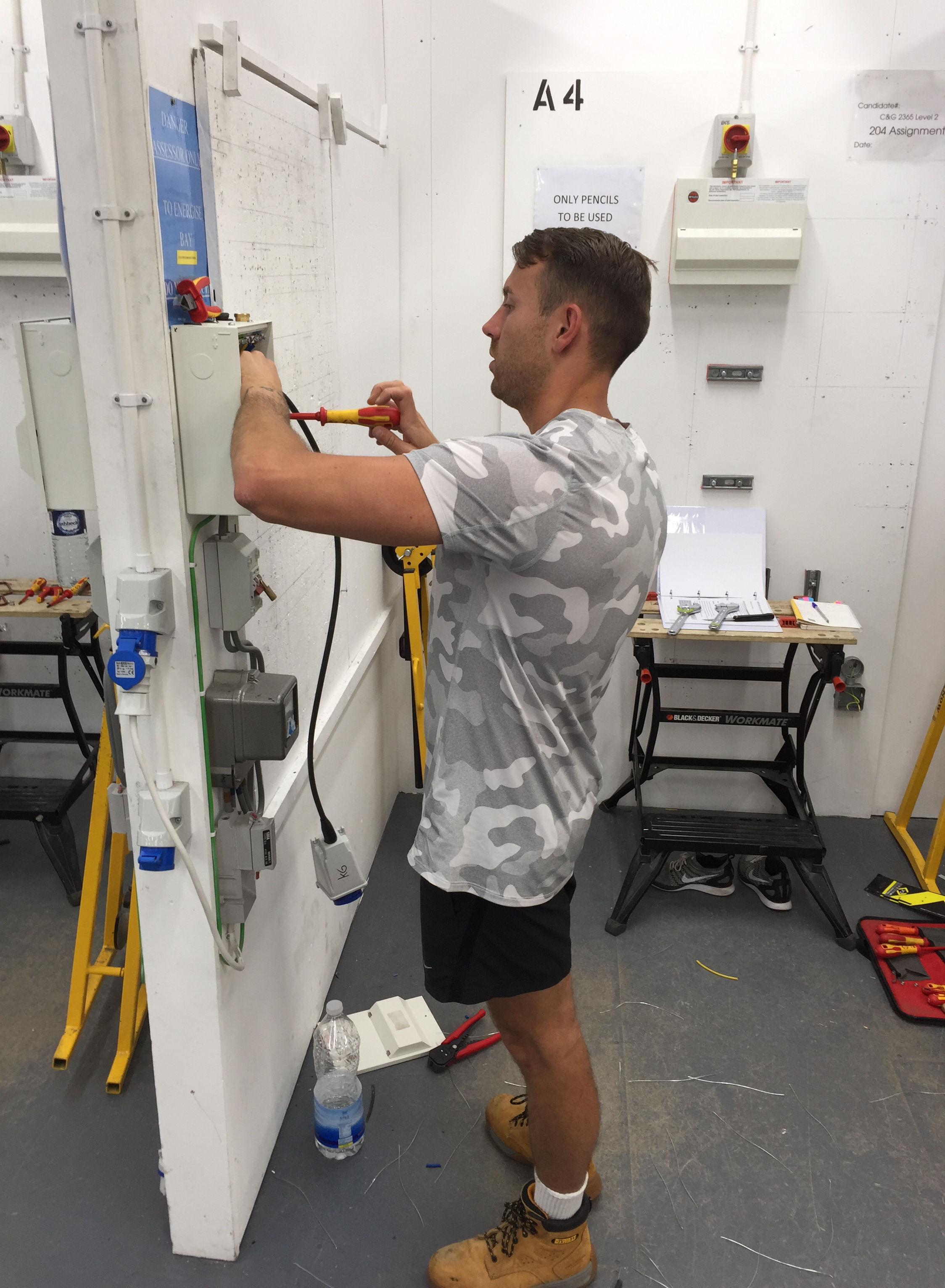 home study electrical courses
