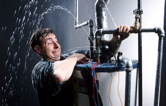 Plumbing emergency? Here's what to do!