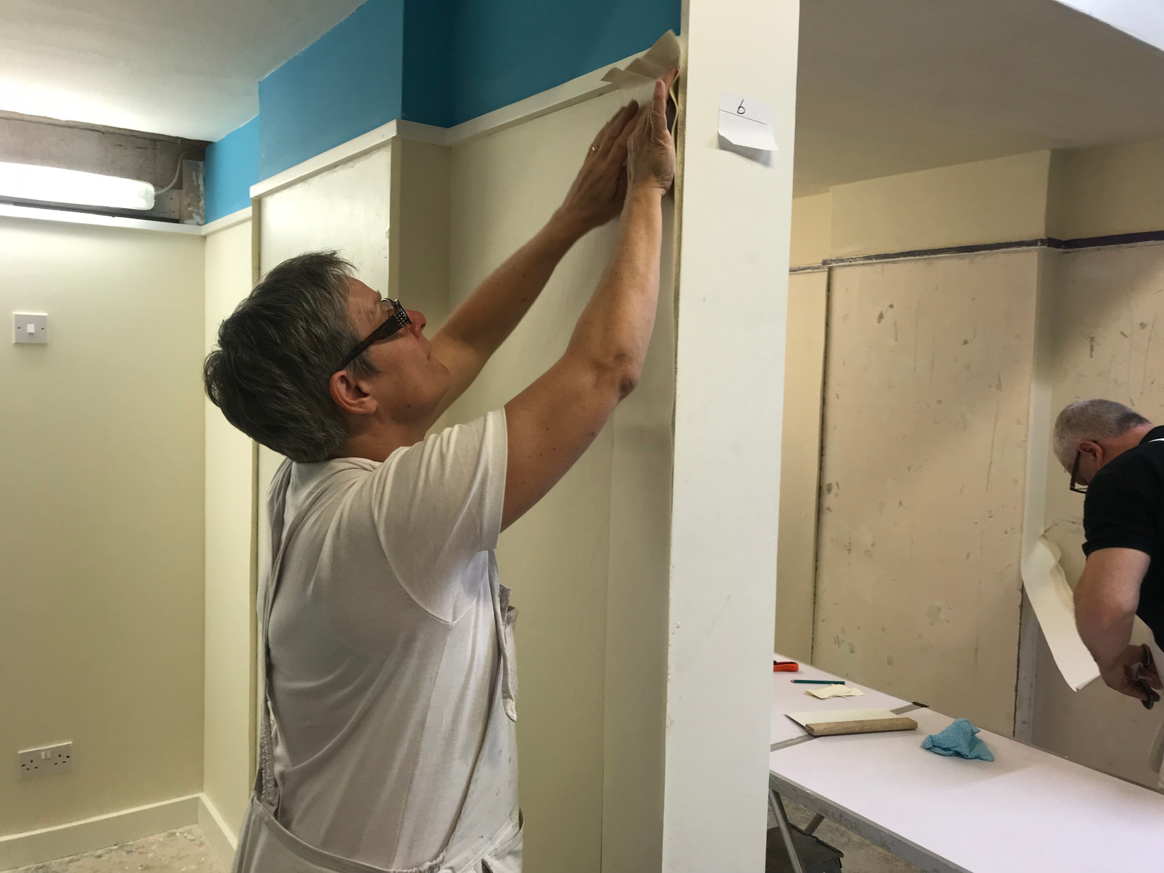 painting & decorating courses