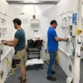 Electrician courses this week here at Able Skills!