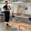 Inside look into today's Carpentry Courses!