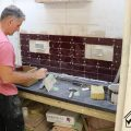 A look into our Tiling courses!