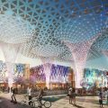 UK Team Involved In Building Pavilion For Dubai Expo 2020