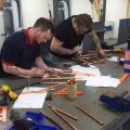 Home-Study Plumbing courses, the practical side!