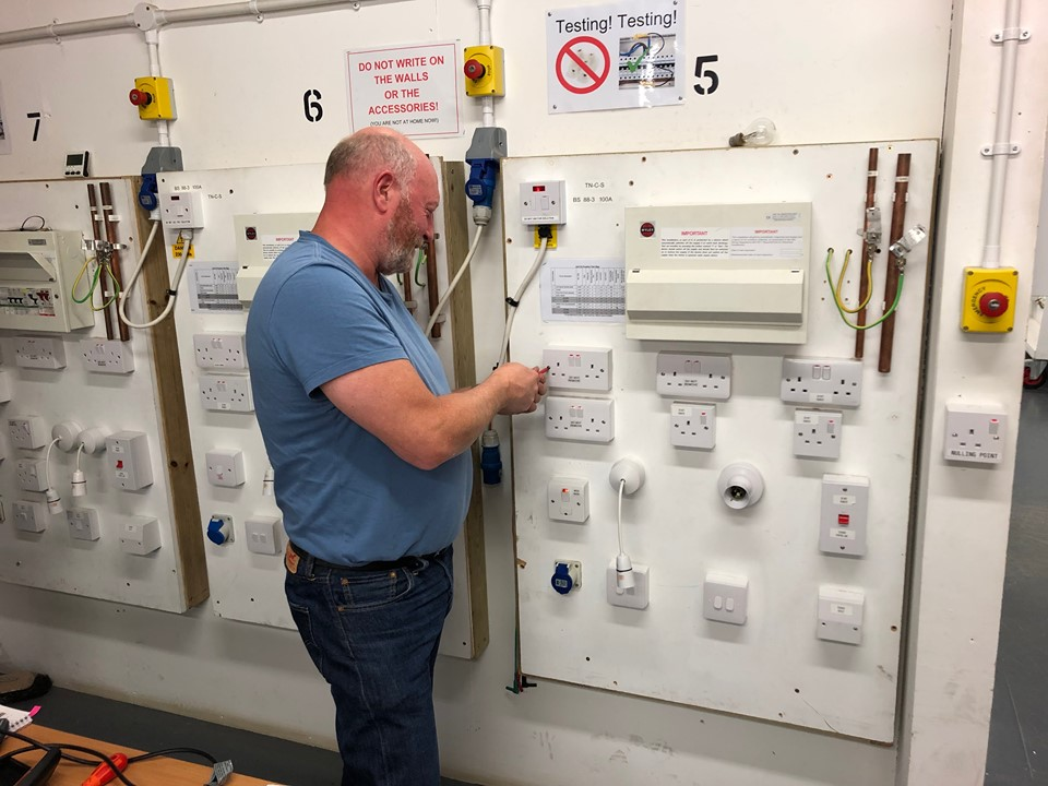 Inspection and Testing courses