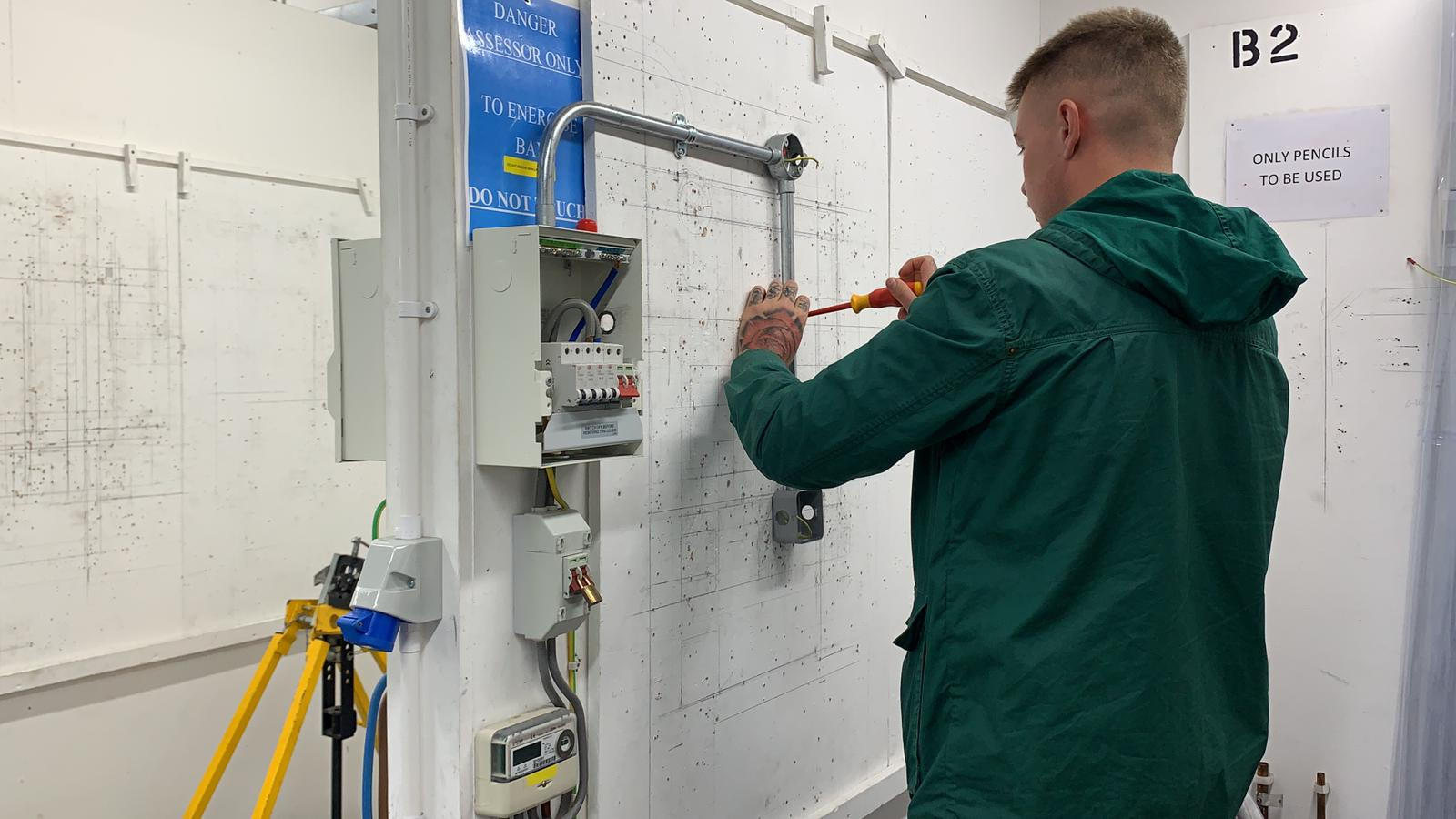 Electrician courses