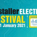 InstallerELECTRIC will launch its first online event in January!