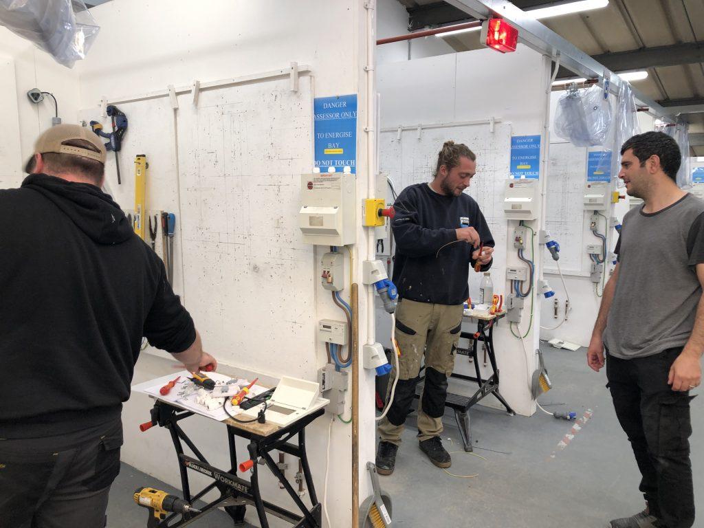 Electrician-courses